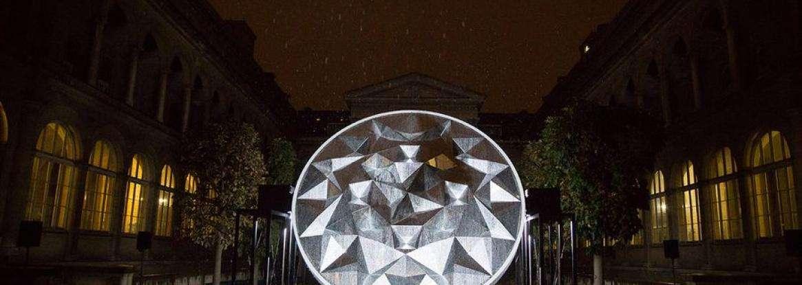 An artistic night in Paris