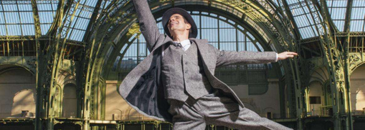 Singin' in The Rain at the Grand Palais