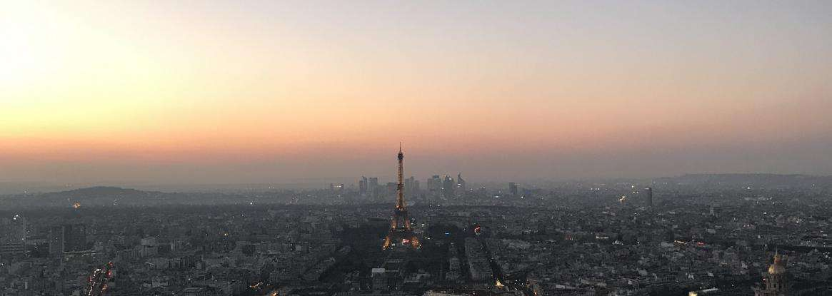 The Montparnasse Tower becomes our new wellness ritual from March 13th to April 2nd