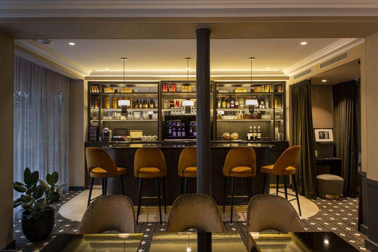 Hotel Lenox Montparnasse - Bar