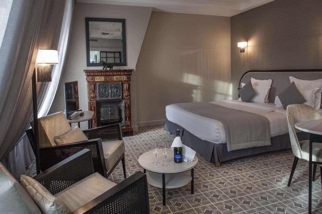 Hotel Lenox Montparnasse - Chambre