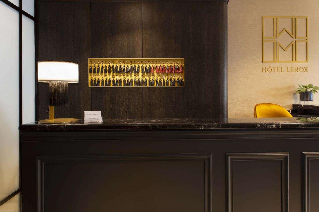 Hotel Lenox Montparnasse - Reception