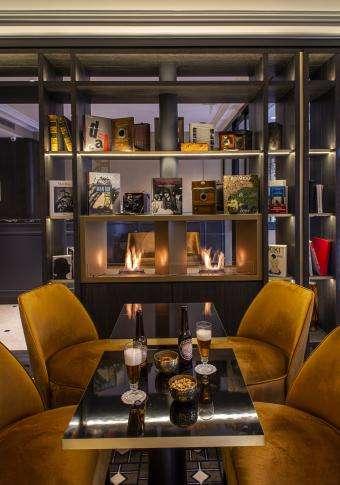 Lenox Montparnasse - Honesty Bar